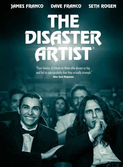 The Disaster Artist réalisé par James Franco