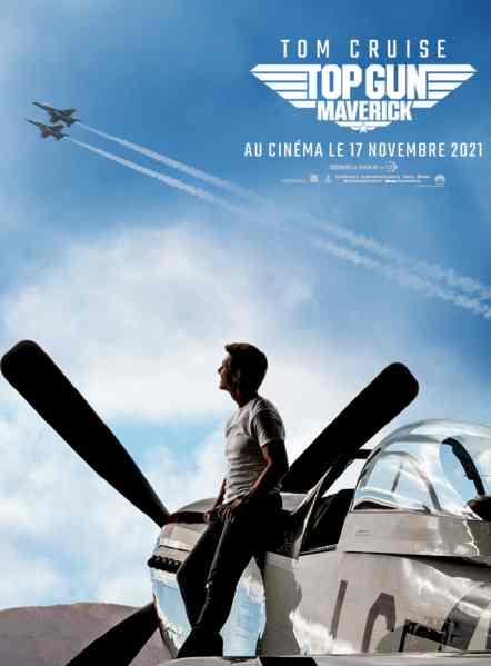 Top Gun : Maverick réalisé par Joseph Kosinski