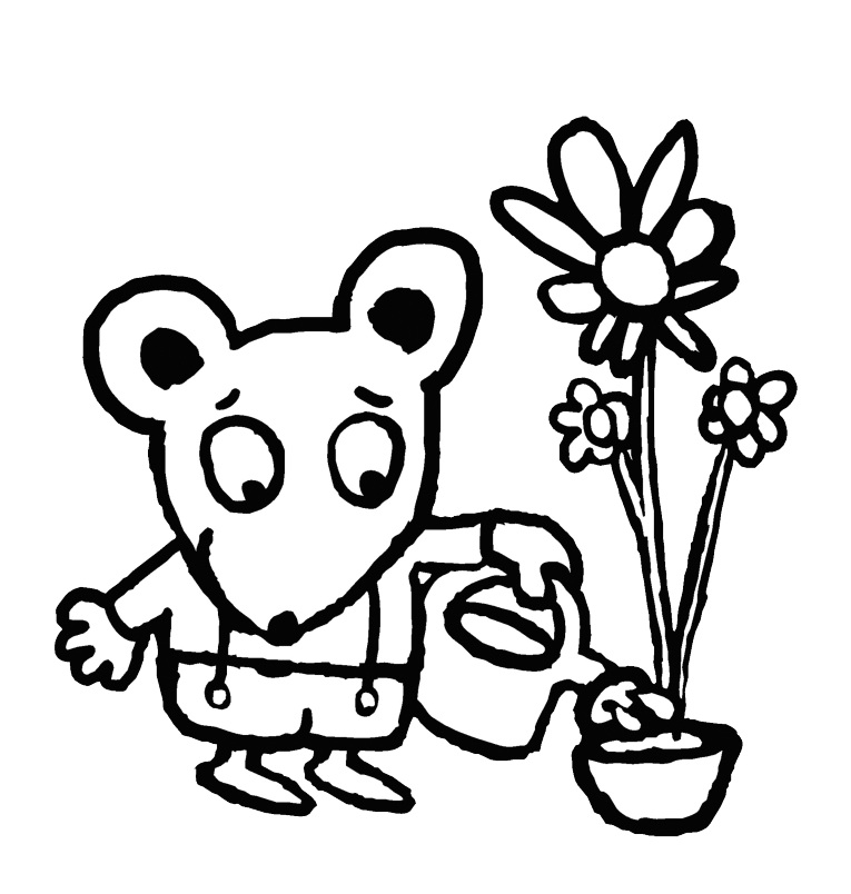 L'attribut alt de cette image est vide, son nom de fichier est Une-petite-souris-à-colorieir.jpg.