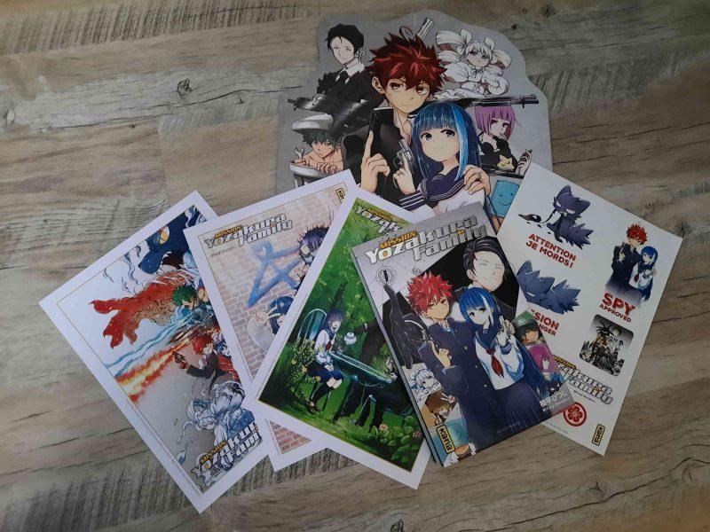 Mission : Yozakura Family – Tome 1 par Hitsuji Gondaira