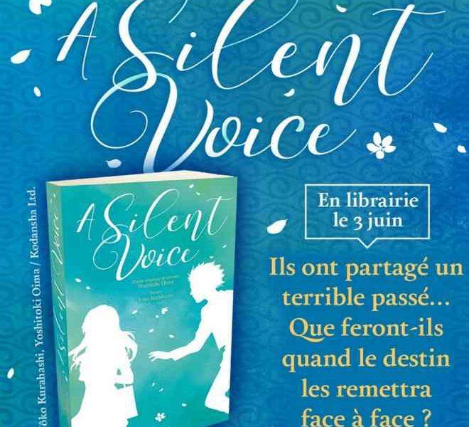 A Silent Voice écrit par Yoshitoki Oima et Yoko Kurahashi