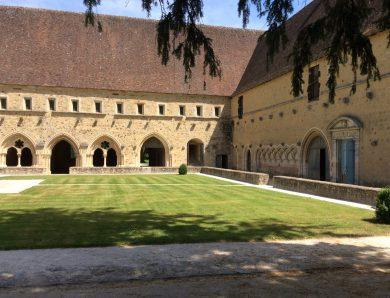 Abbaye Royale de l'Epau, près du Mans