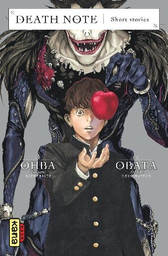 Death Note : Short Stories par Tsugumi Ohba et Takeshi Obata
