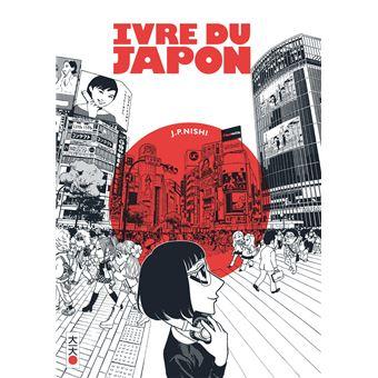Ivre du Japon par Jean-Paul Nish