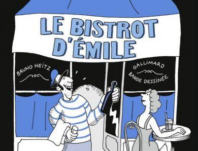 Le bistrot d'Emile de Bruno Heitz