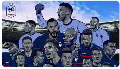La liste des Bleus sélectionnés pour l'UEFA Euro 2020 annoncée sur TF1 et M6 le 18 mai 2021 à 20h20