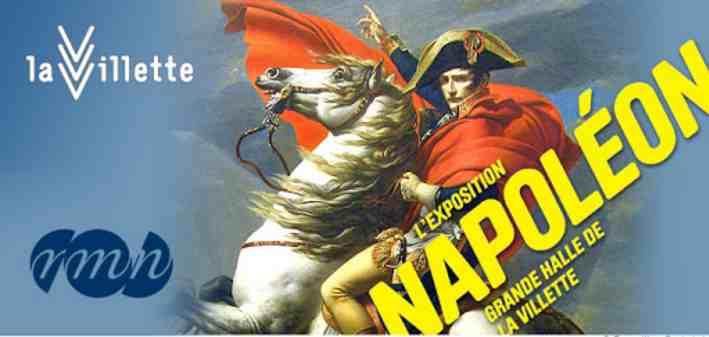 Napoléon à la Villette (Paris)