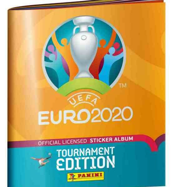 Panini – l'album Euro 2020