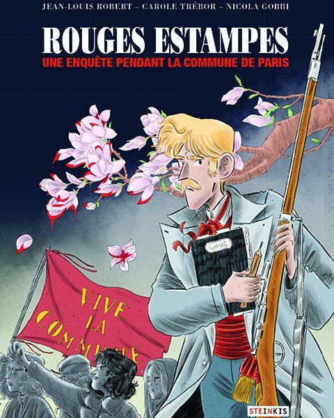 Rouges Estampes par Jean-Louis Robert, Carole Trébor et Nicola Gobbi
