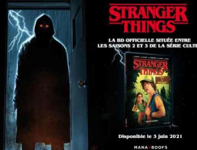 Stranger Things : Colo de sciences, Dustin mène l'enquête !