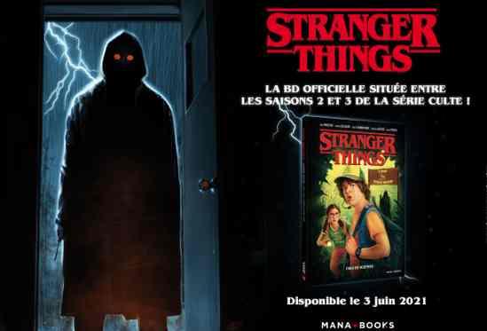 Stranger Things : Colo de sciences, Dustin mène l'enquête !