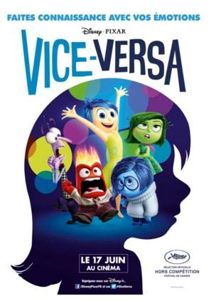 Vice Versa réalisé par Pete Docter