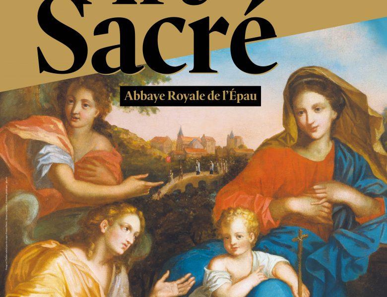 Trésors d'art sacré à l'Abbaye Royale de l'Epau, près du Mans