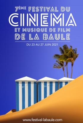 7e édition du Festival du Cinéma et Musique de Films de La Baule
