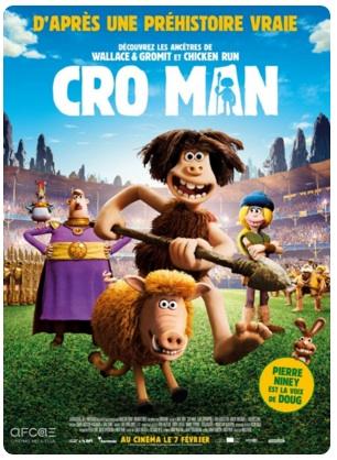 Cro Man réalisé par Nick Park