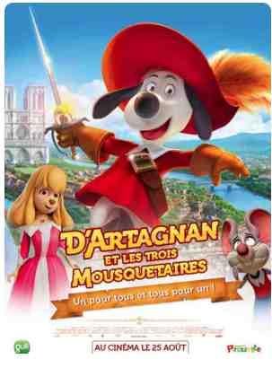 [Culte] D'Artagnan et Les Trois Mousquetaires enfin au cinéma !