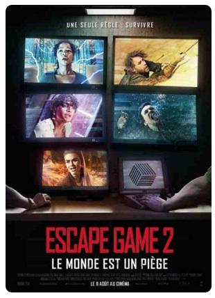 Escape Game 2 réalisé par Adam Robitel