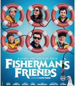 Fisherman's friends réalisé par Chris Foggin