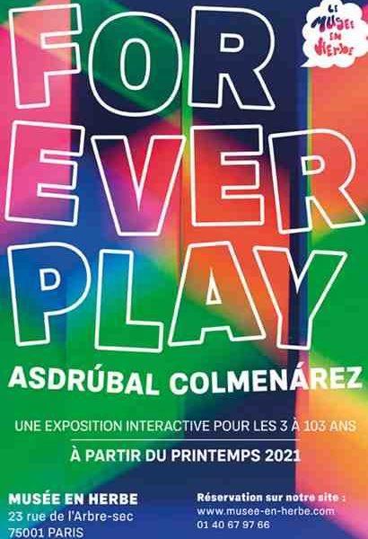 Forever Play au Musée en Herbe à Paris