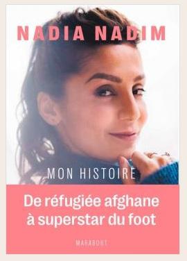 Mon Histoire écrit par Nadia Nadim