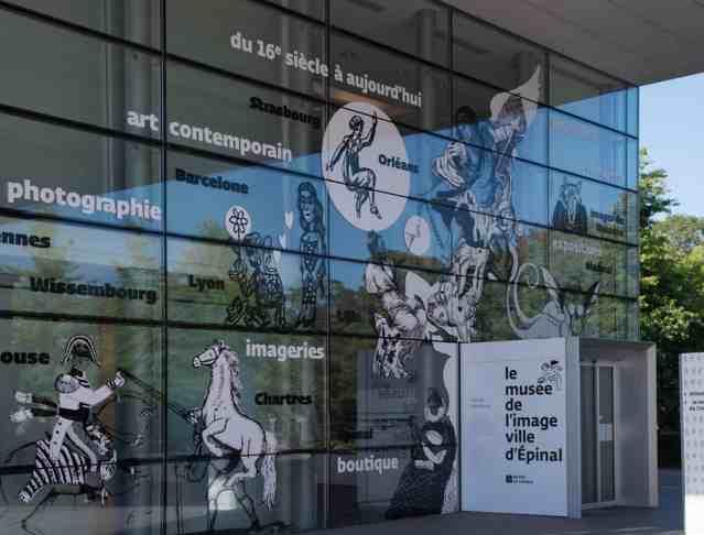 Le Musée de l'Image à Épinal