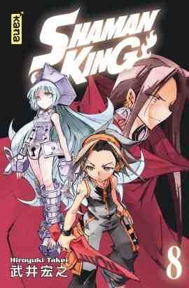 Shaman king Star – Tome 8 par Hiroyuki Takei