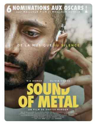 Sound of Metal réalisé par Darius Marder
