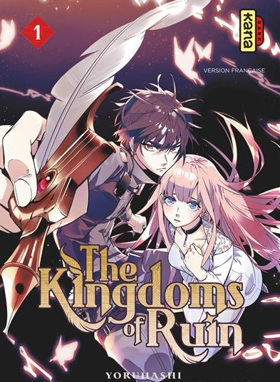 The Kingdoms of Ruin par Yoruhashi