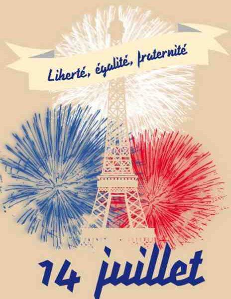 14 juillet – Fête Nationale Française