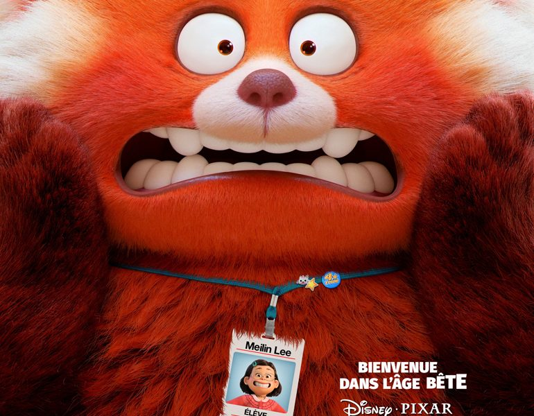 Alerte Rouge des studios Pixar