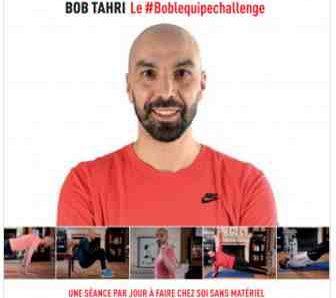 #BOBLEQUIPECHALLENGE écrit par Bouabdellah Tahri