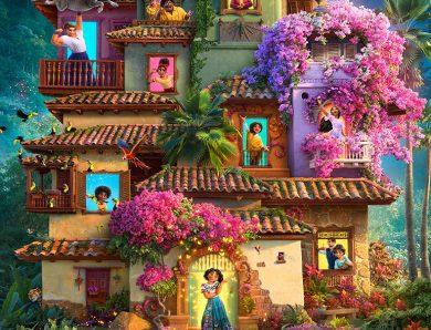Encato, la fantastique famille Madrigal par les studios Walt Disney