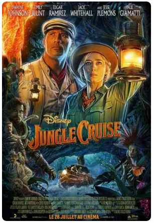 Jungle Cruise réalisé par Jaume Collet-Serra