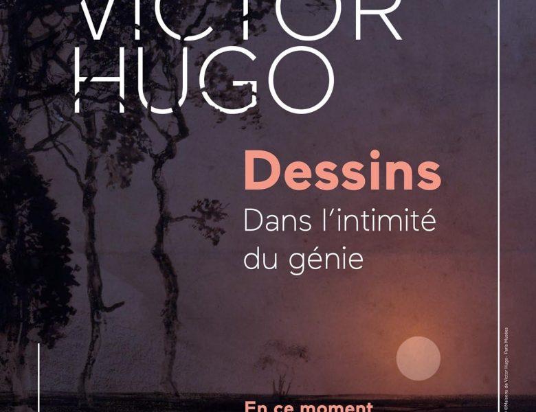 Dessins. Dans l'intimité du génie à la Maison Victor Hugo (Paris)