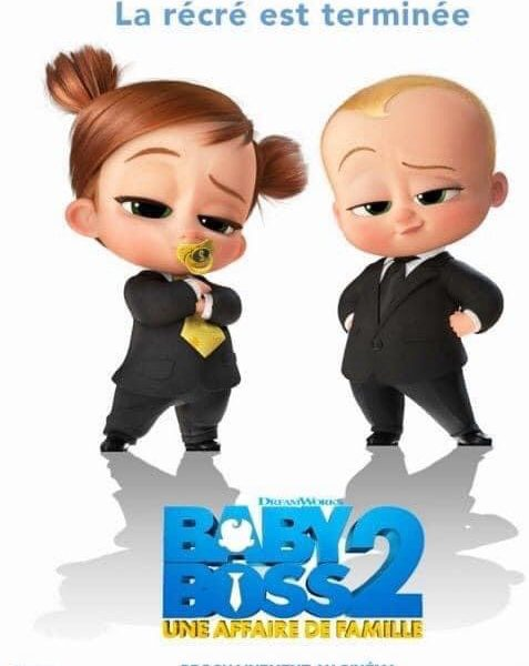 Baby Boss 2 réalisé par Tom McGarth