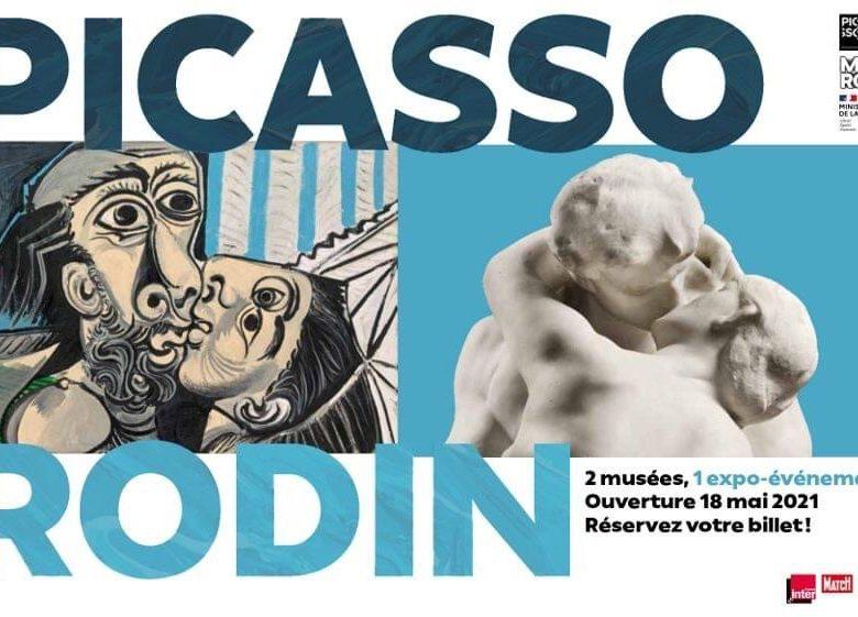 L'exposition Picasso-Rodin au Musée Rodin à Paris