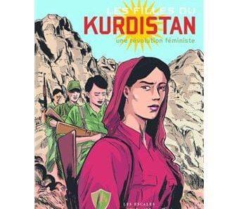 Les filles du Kurdistan, une révolution féministe de Mylène Sauloy et Clément Baloup
