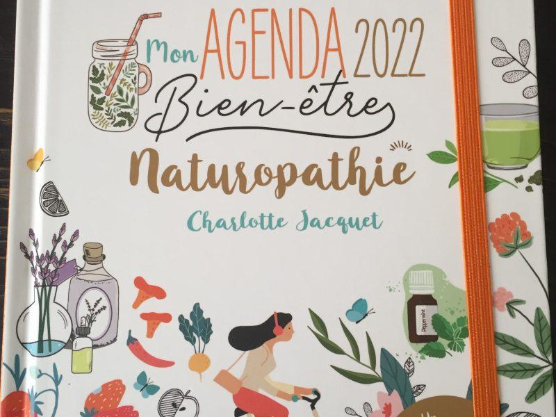 Mon agenda 2022 bien-être