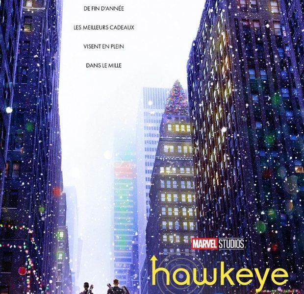 Hawkeye nouvelle série Marvel sur Disney+