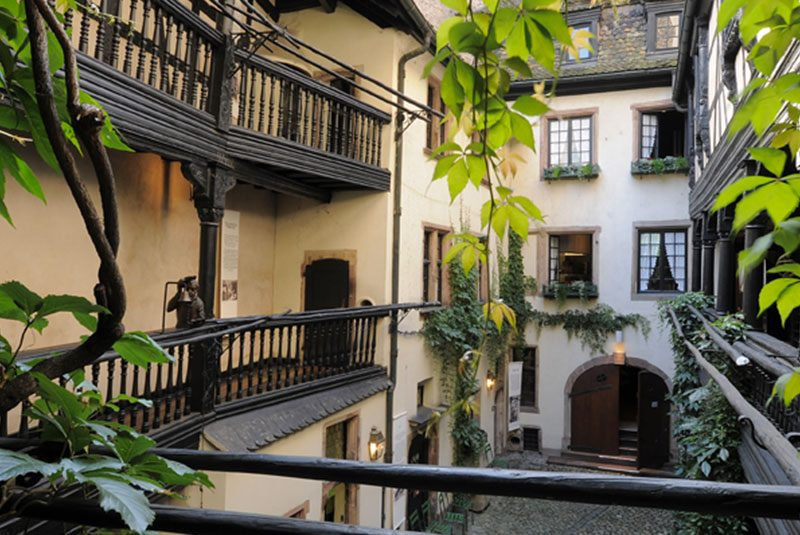 Le Musée Alsacien à Strasbourg
