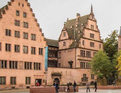 Le Musée de l'œuvre Notre-Dame à Strasbourg