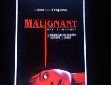 Malignant réalisé par James Wan