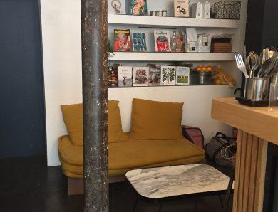Le Silo Café à Paris