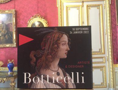 Botticelli, artiste et designer au Musée Jacquemart-André à Paris