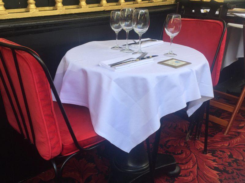 Le restaurant Chez Julien à Paris