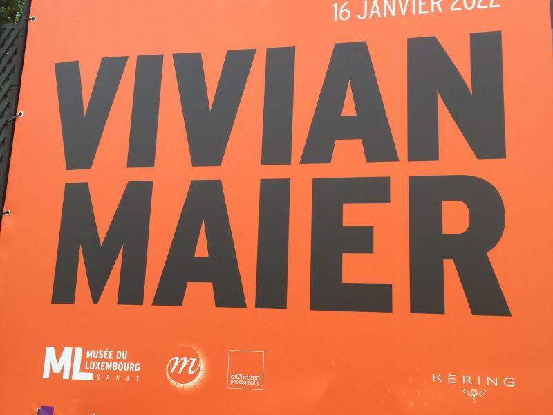 Vivian Maier au Musée du Luxembourg à Paris