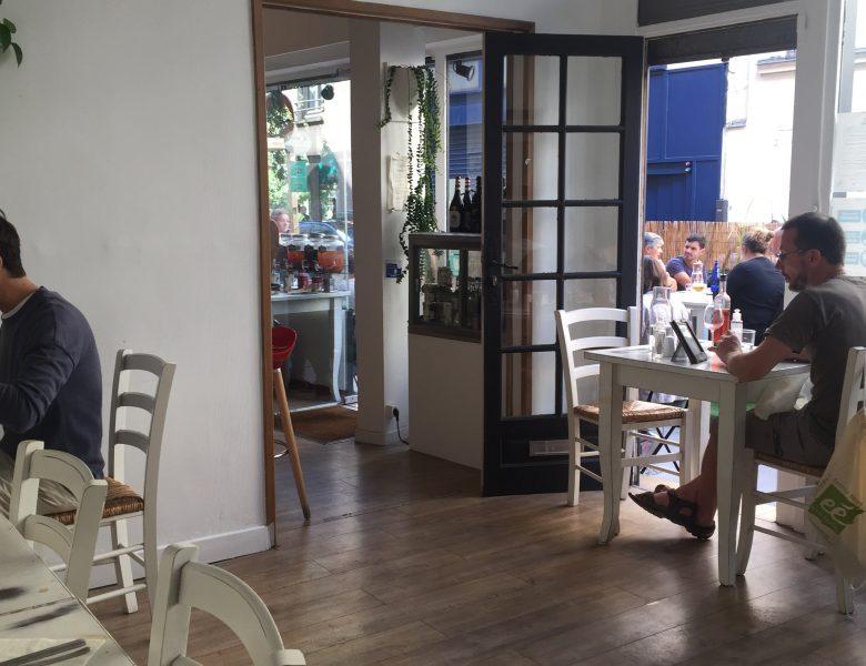 Chez Gusto à Paris