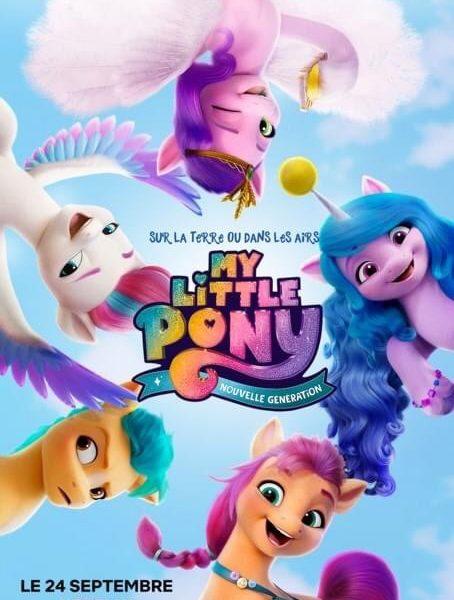 My Little Pony :  Nouvelle Génération réalisé par Robert Cullen et Jose Ucha sur Netflix
