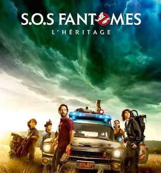 S.O.S Fantômes : L'héritage réalisé par Jason Reitman