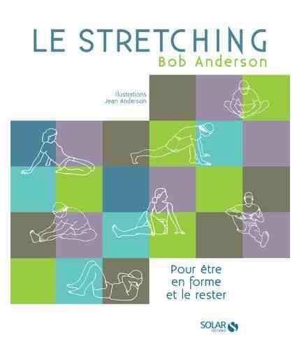 Le stretching écrit par Bob Anderson